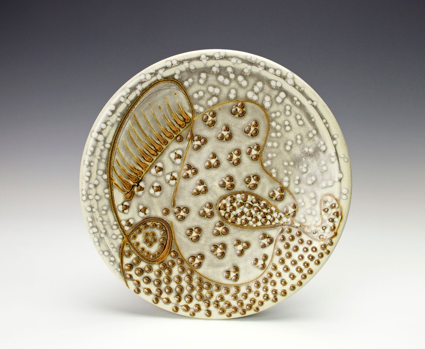Pattern-medley-salad-pottery-plate-dots-lines-Samantha-Henneke.jpg