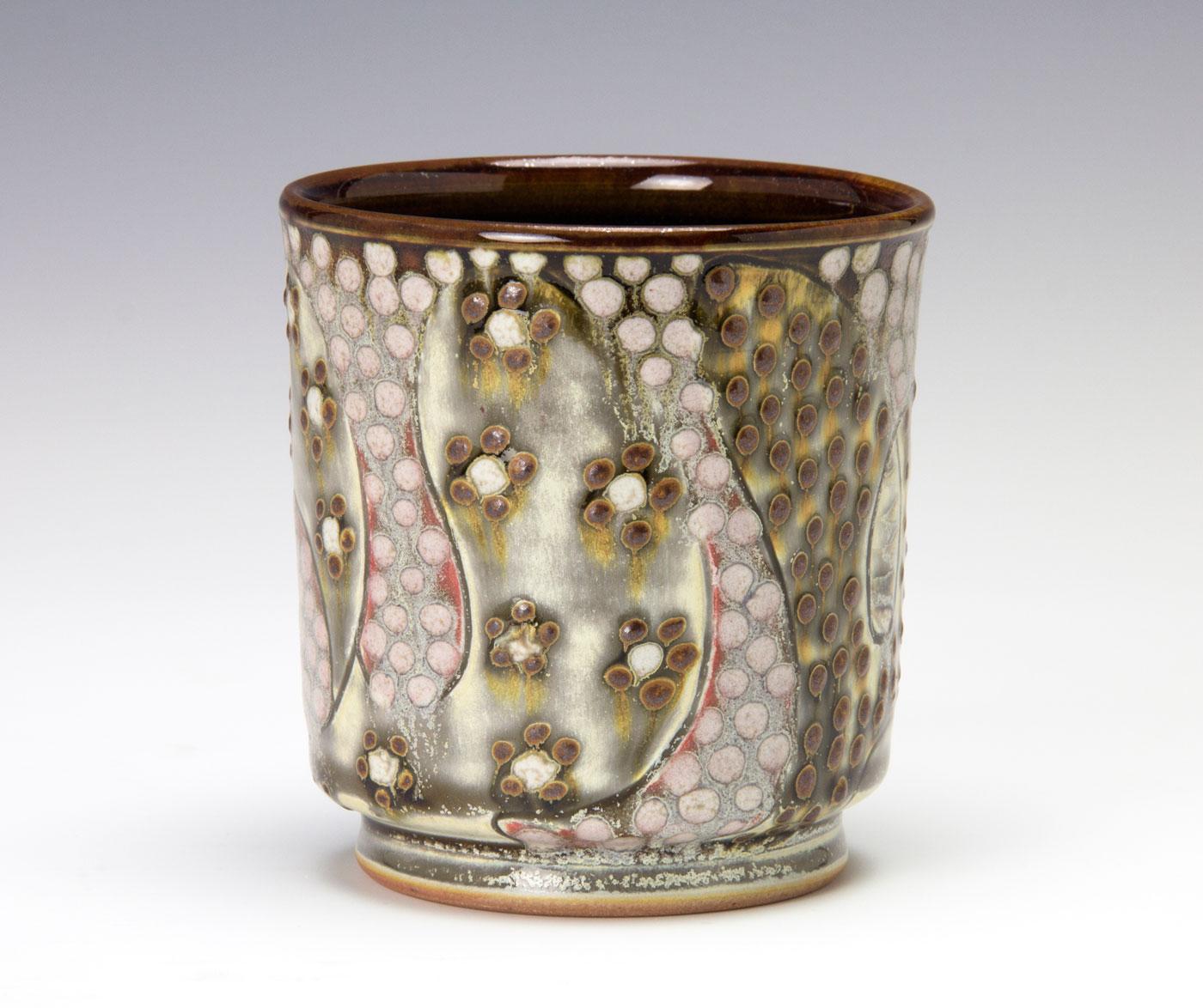 Pattern-Medley-studio-Art-cup-Samantha-Henneke-Bulldog-Pottery-Seagrove-NC.jpg