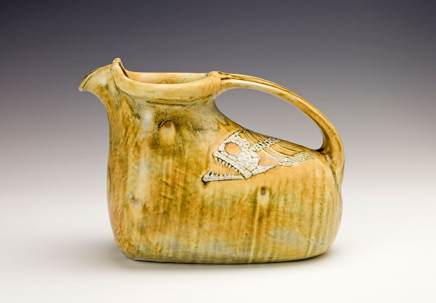 Fossil-Fish-Barrell-Pitcher-Contemporary-Clay-Bruce-Gholson.jpg