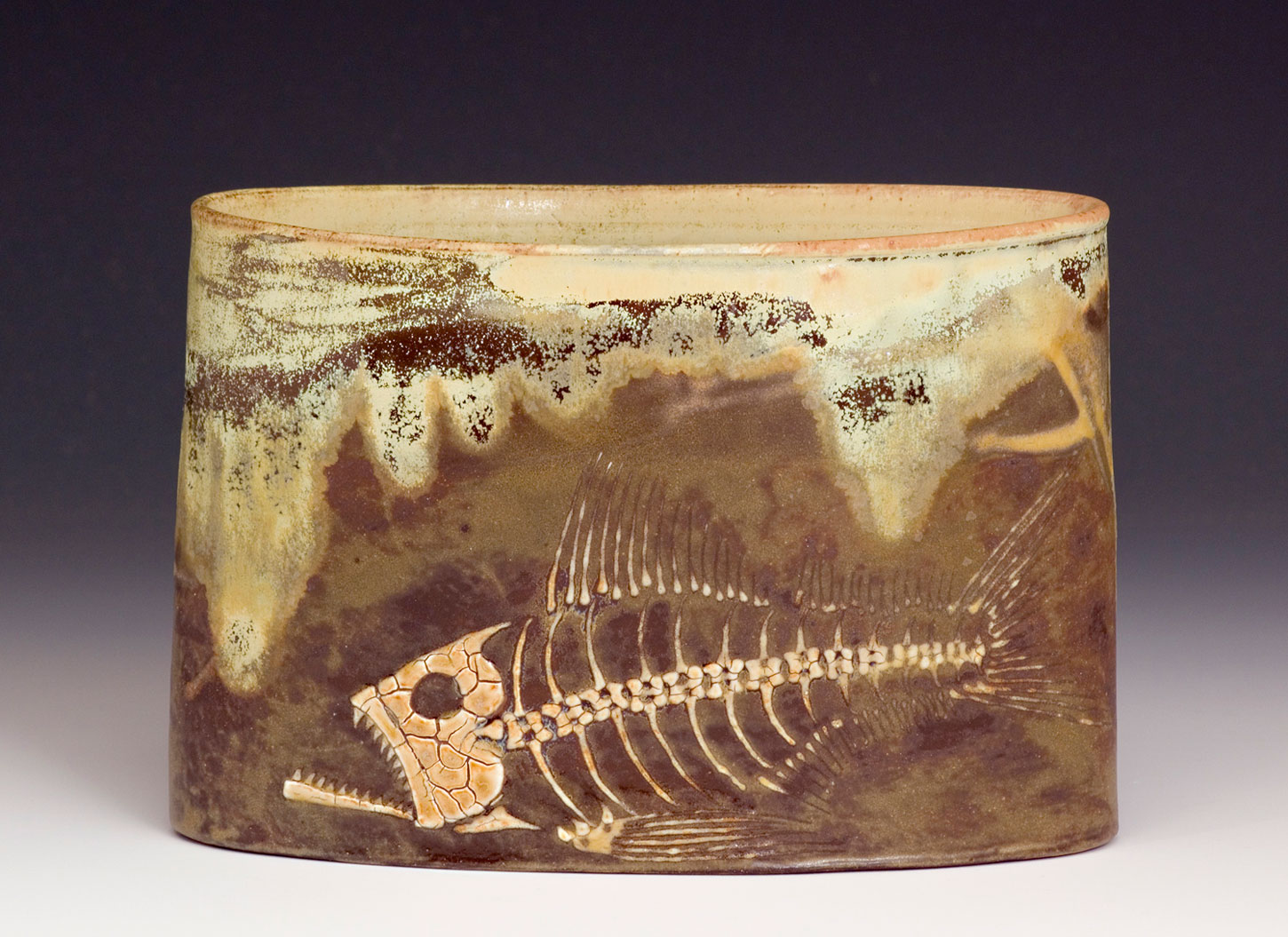 Fossil-Fish-Art-Pottery-Oval-Vase-Bruce-Gholson.jpg