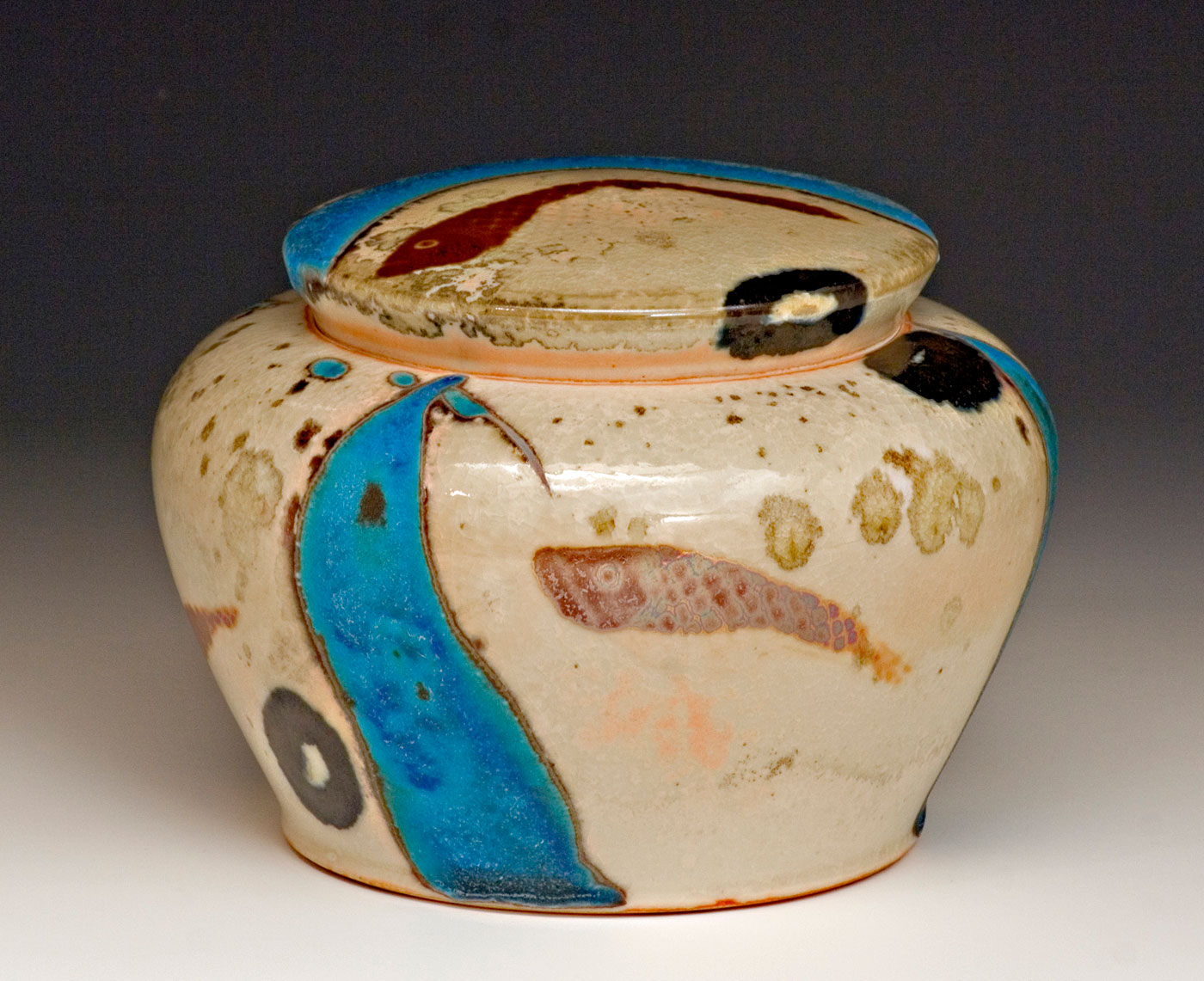 Shino-Ginger-Jar-with-Turquoise-Bruce-Gholson.jpg