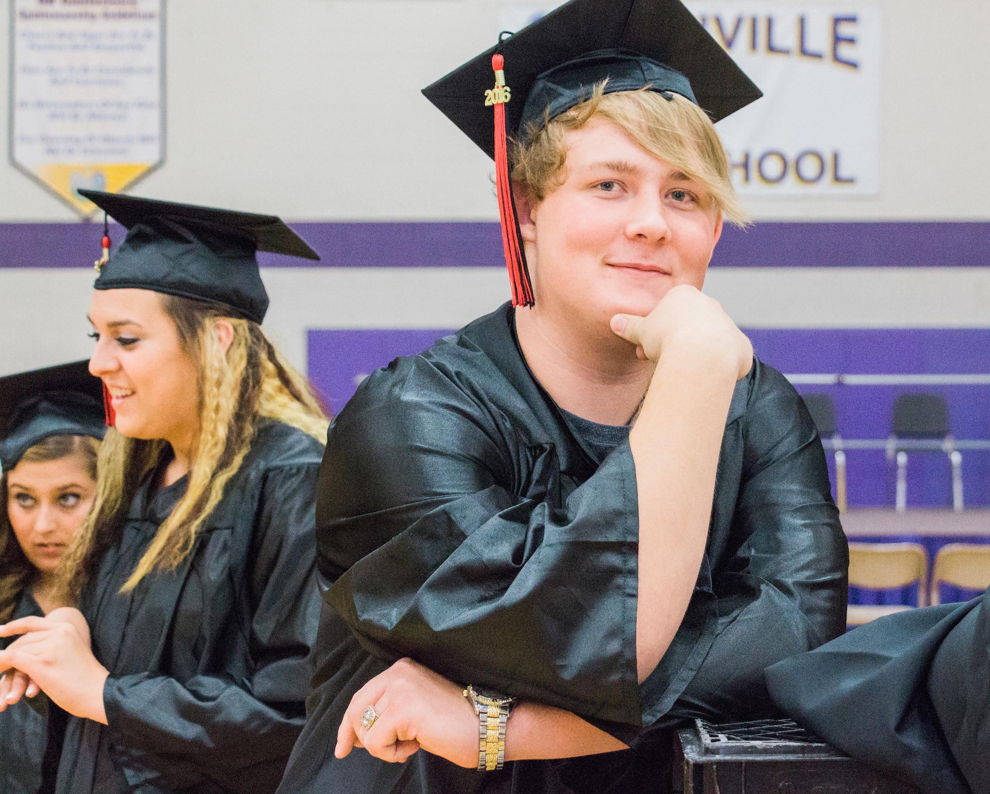 Graduation is in reach