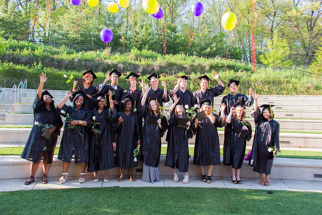 Virtual High School Graduation