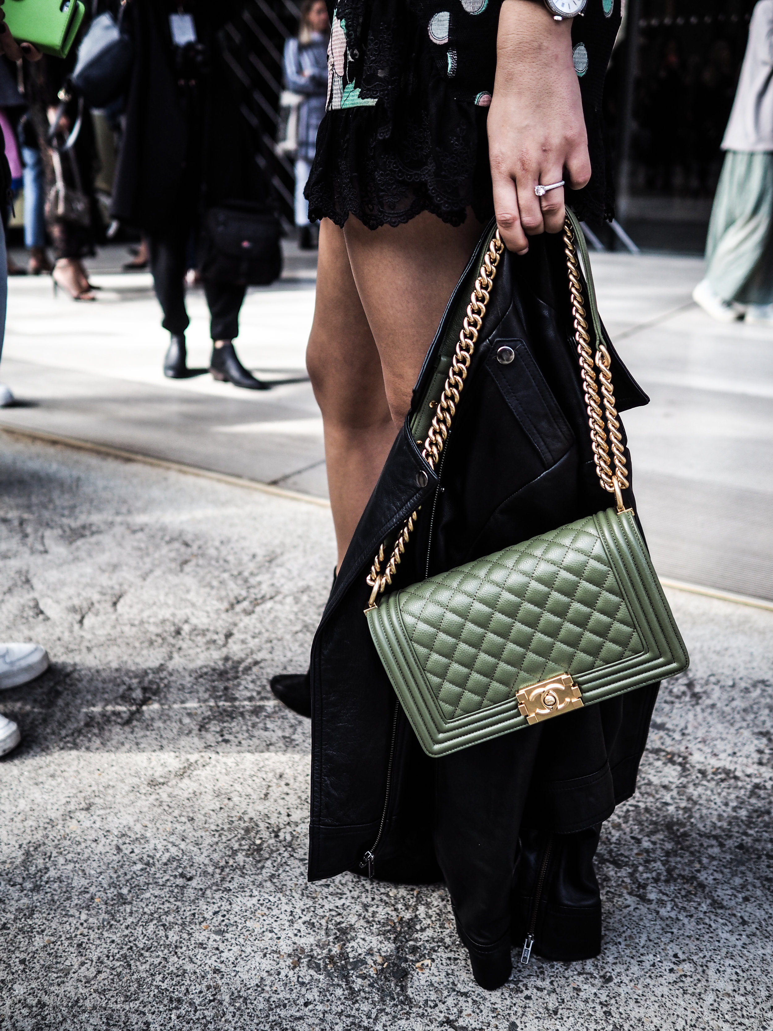 THESTREET STALKER  - MBFWA STREET STYLE / DAY DEUX