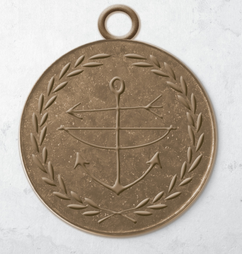 A PVD Honor 100 Years in the Making  Local artists are bringing a long-lost medal of citizen valor to life