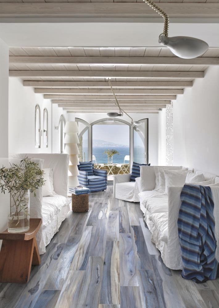 beach house flooring