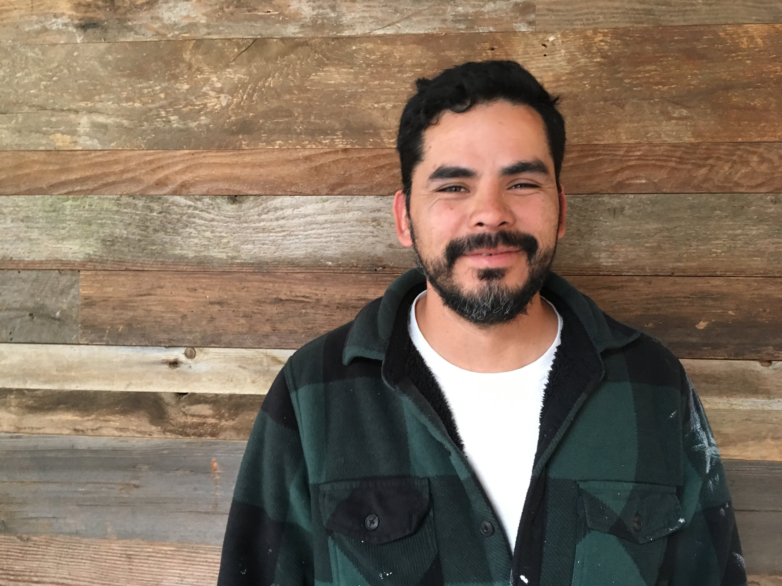 Eloy Zarazua - Eloy joined our team in 2000 and manages our Painting and Plastering services. His amazing skill and attention to detail ensure that our customers will enjoy their newly painted home for years to come.