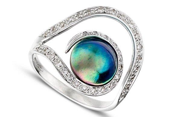 Eyris Pearls Ring