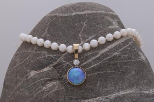 Blue Pearls Gallery- Enhancer