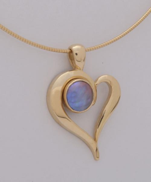 Blue Pearls Gallery - Innocent Heart