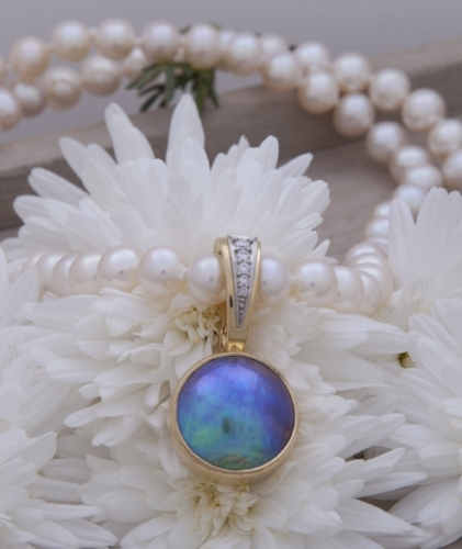 Blue Pearls Gallery- Diamond Enhancer