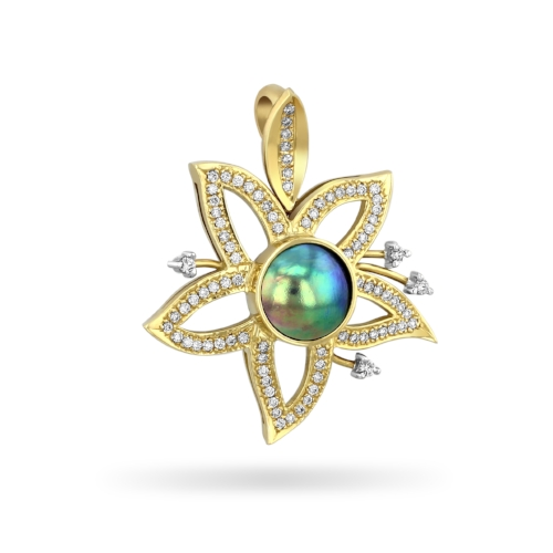 Eyris Pearls Catherine Best Pendant