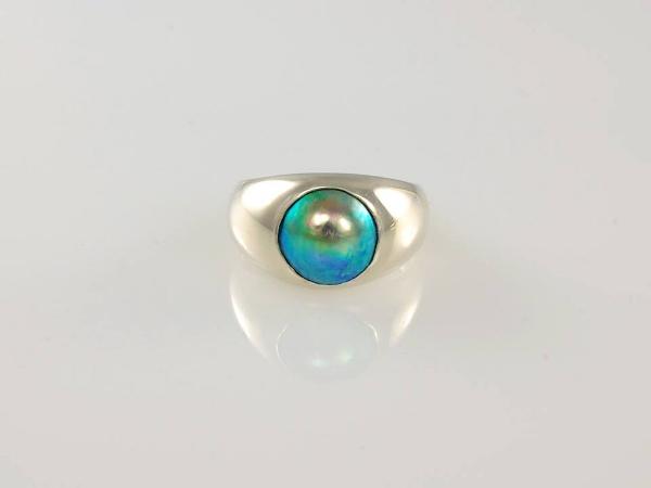 JEWEL BEETLE - Pacific Blue 10mm 'B' grade pearl