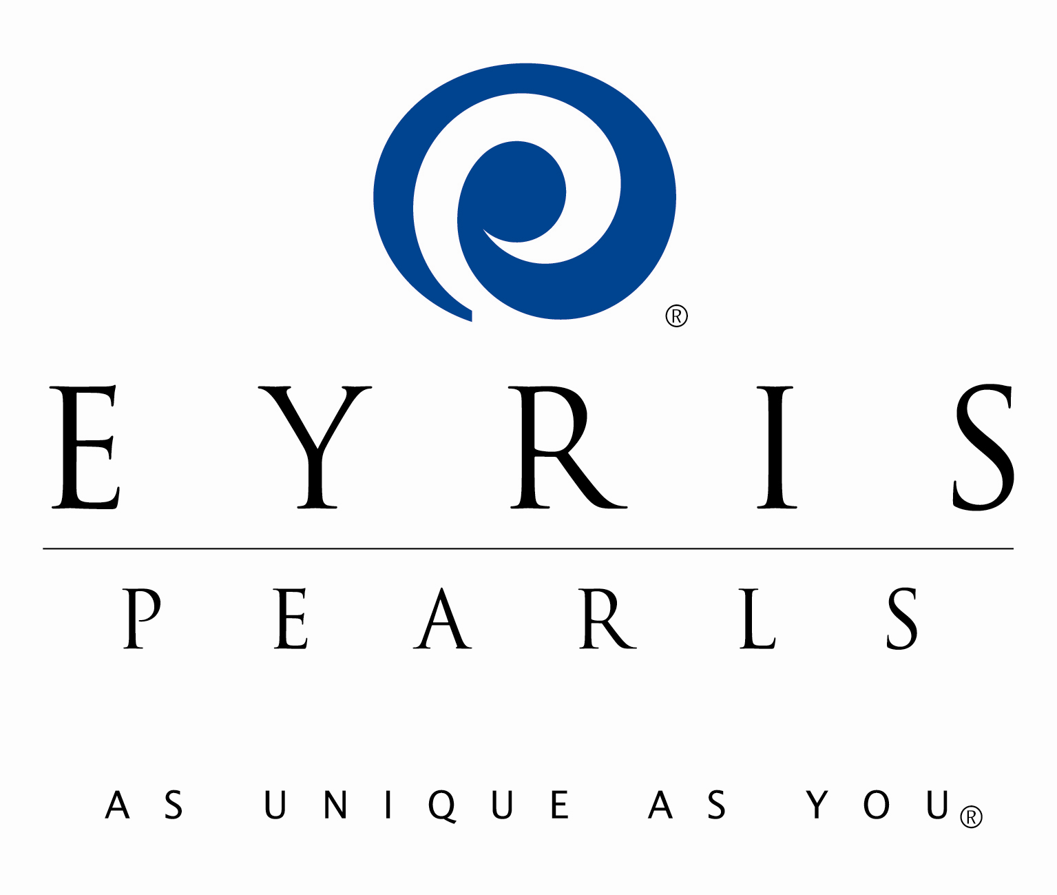 Eyris Pearls as unique as you logo