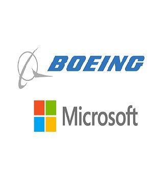 boeing-microsoft