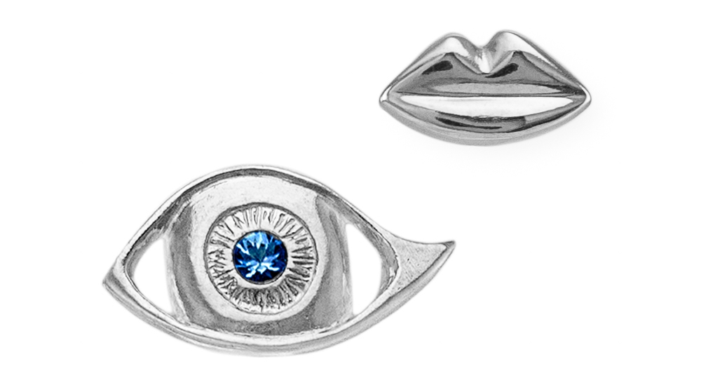 kozminka-earing-kiss-silver-and-earring-sapphire-eye-silver.jpg