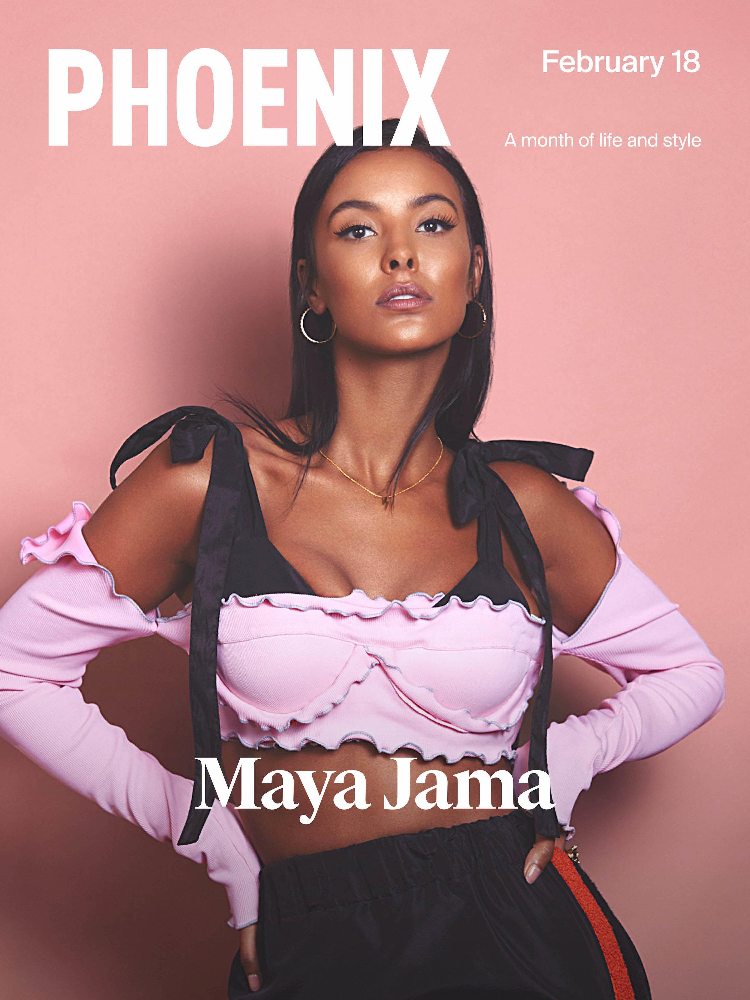 Kozminka Phoenix Magazine