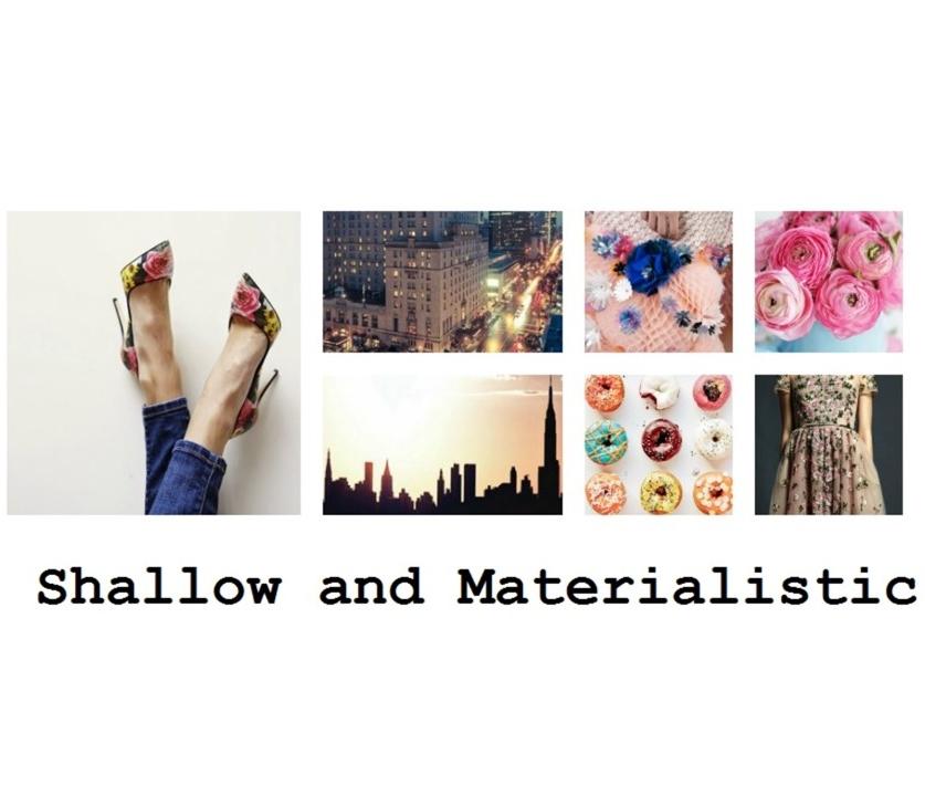 Kozminka Shallow And Materialistic
