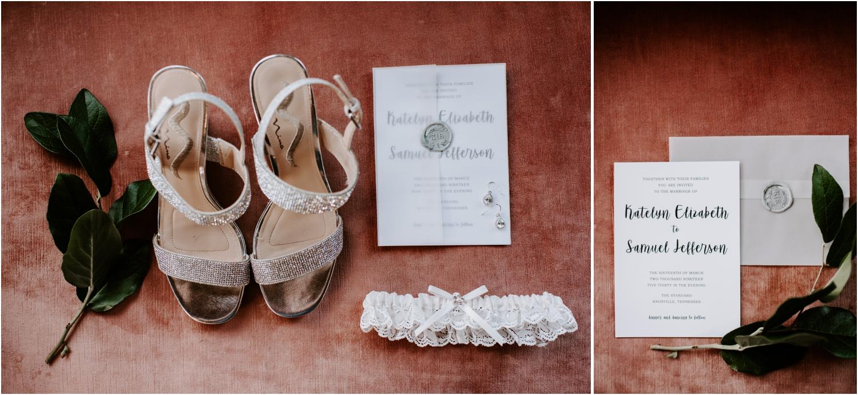 wedding invitation wax seal