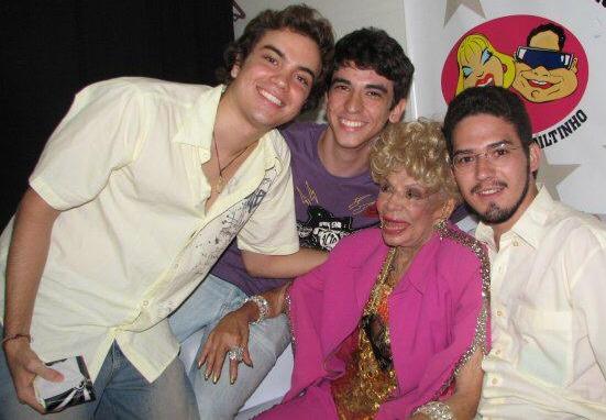 Dercy Gonçalves | Lupus Bier 2008