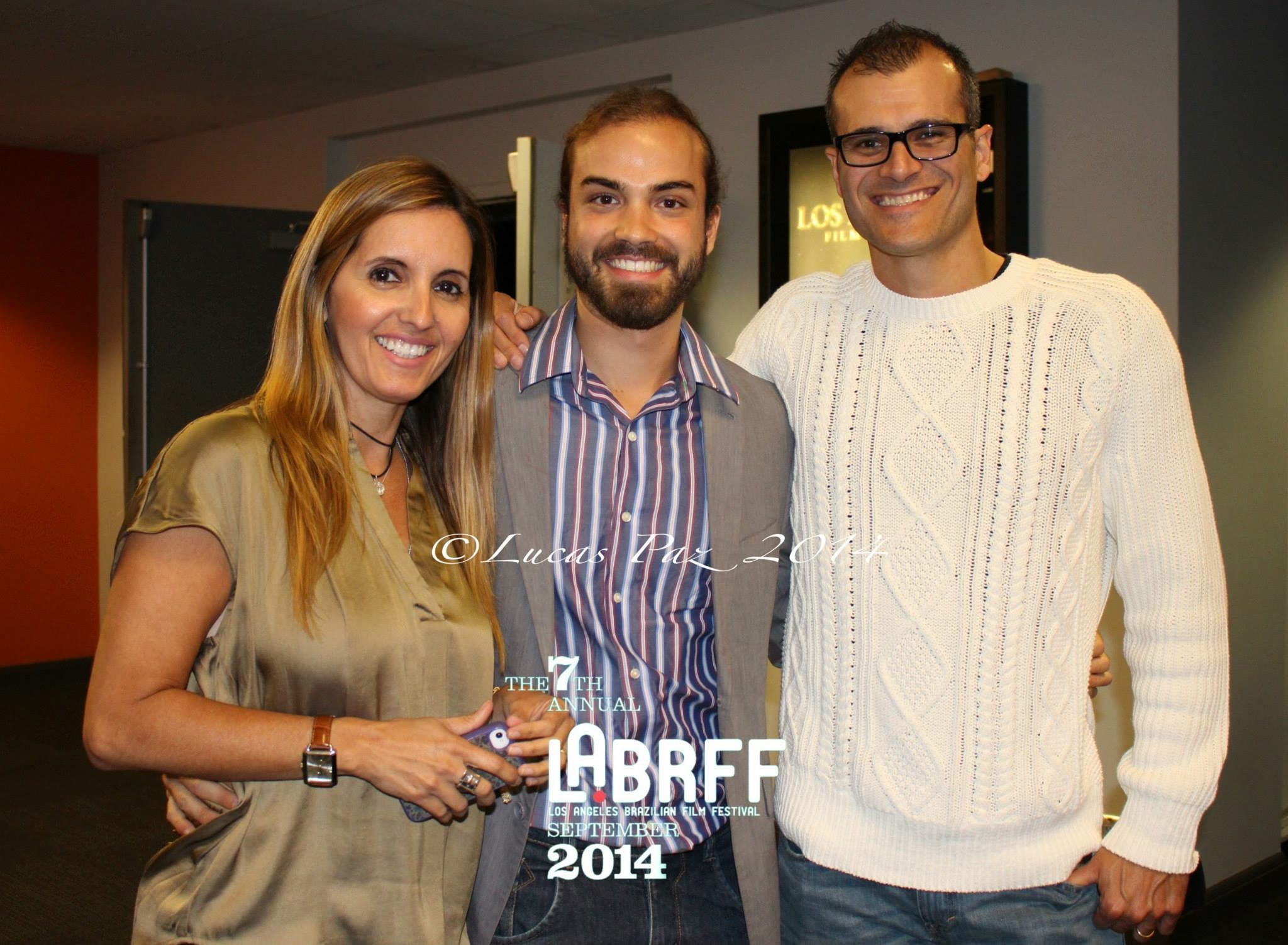 Meire Fernandes & Nazareno Paulo | Founders LABRFF 2014