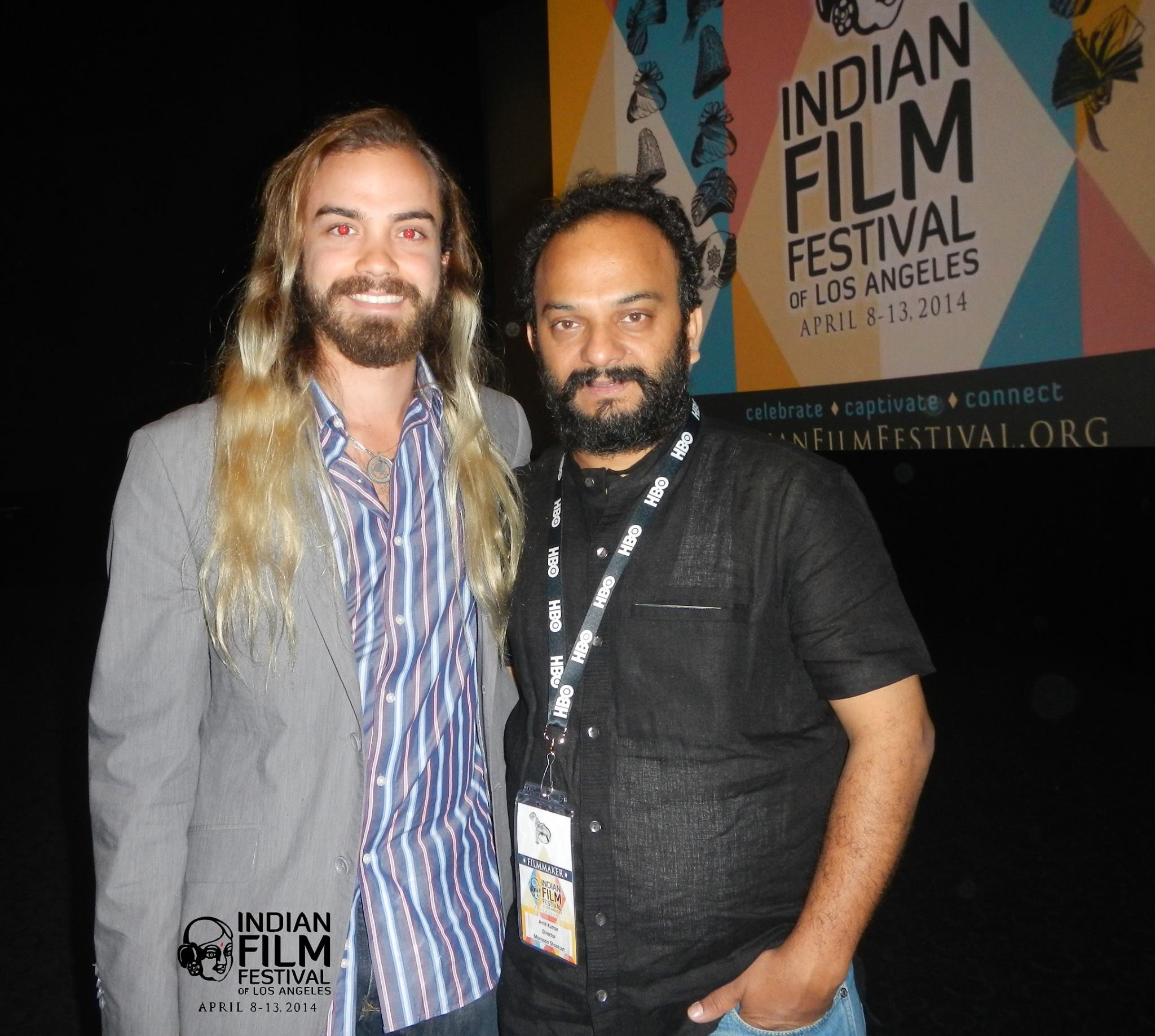 "Amit Kumar | ""Monsoon Shootout"" at Indian Film Festival LA 2014"