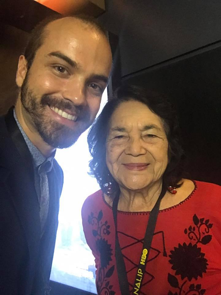 Dolores Huerta | NALIP Media Summit 2017
