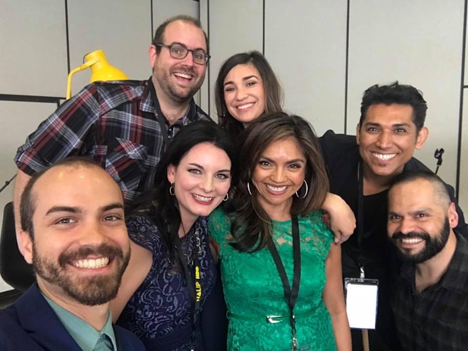 Walt Disney Animation Team |NALIP Media Summit 2017