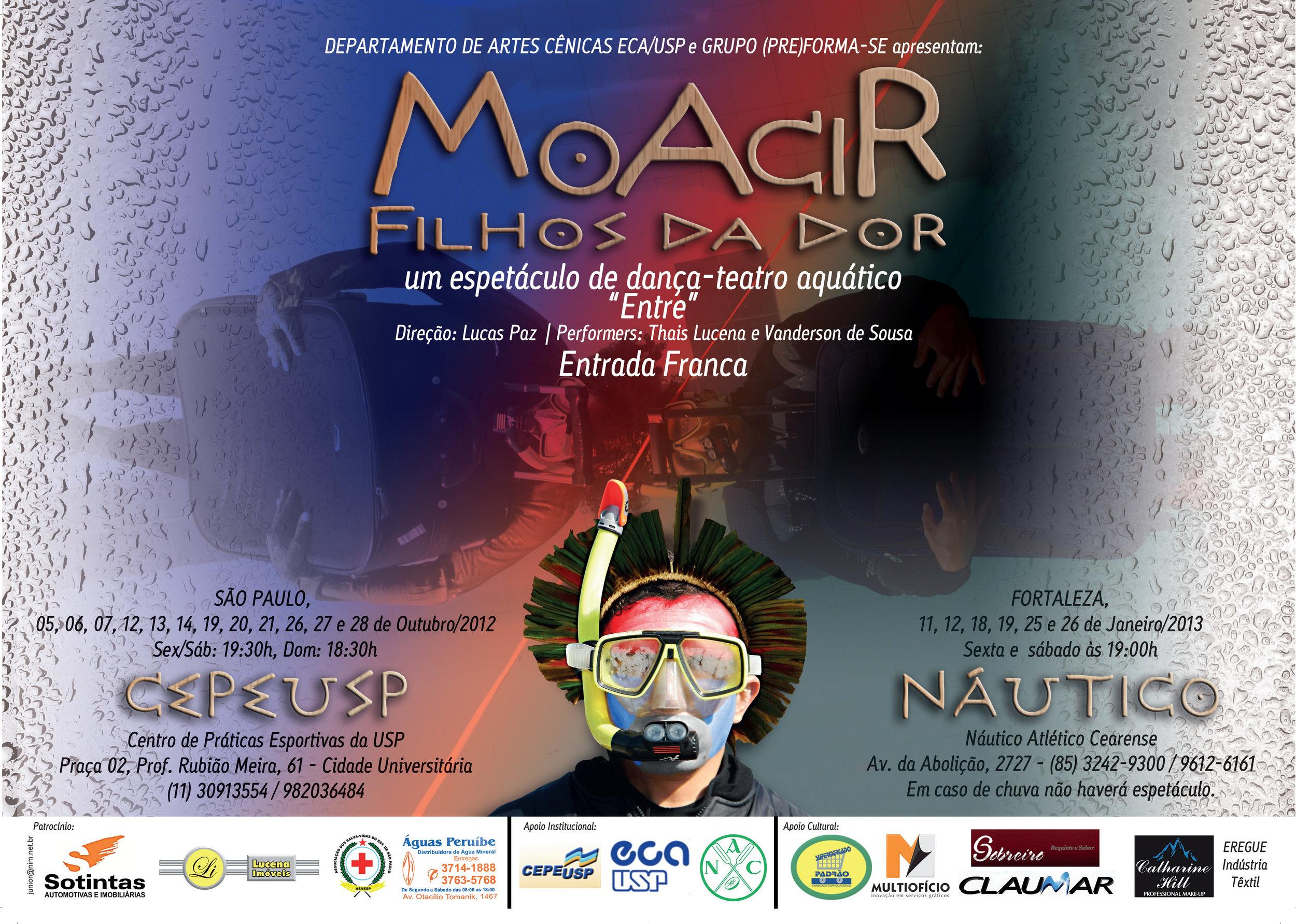 MoAcir: Filhos da Dor, CEPEUSP 2012