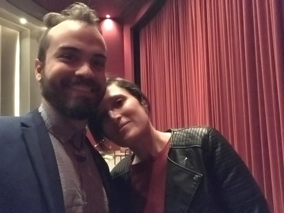 Lucas Paz & Rachel Morrison