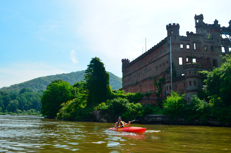 Hudson Castle Kayaking - June 8 2019