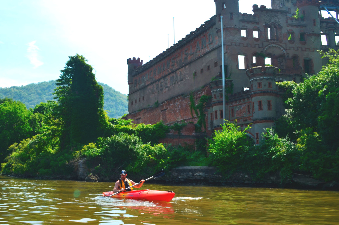 Jun 8Hudson Castle Kayaking - Break free for the day kayaking the Hudson Valley, navigating pristine estuaries and paddling past a historic castle. A perfect way to celebrate pride outside!** SOLD OUT **