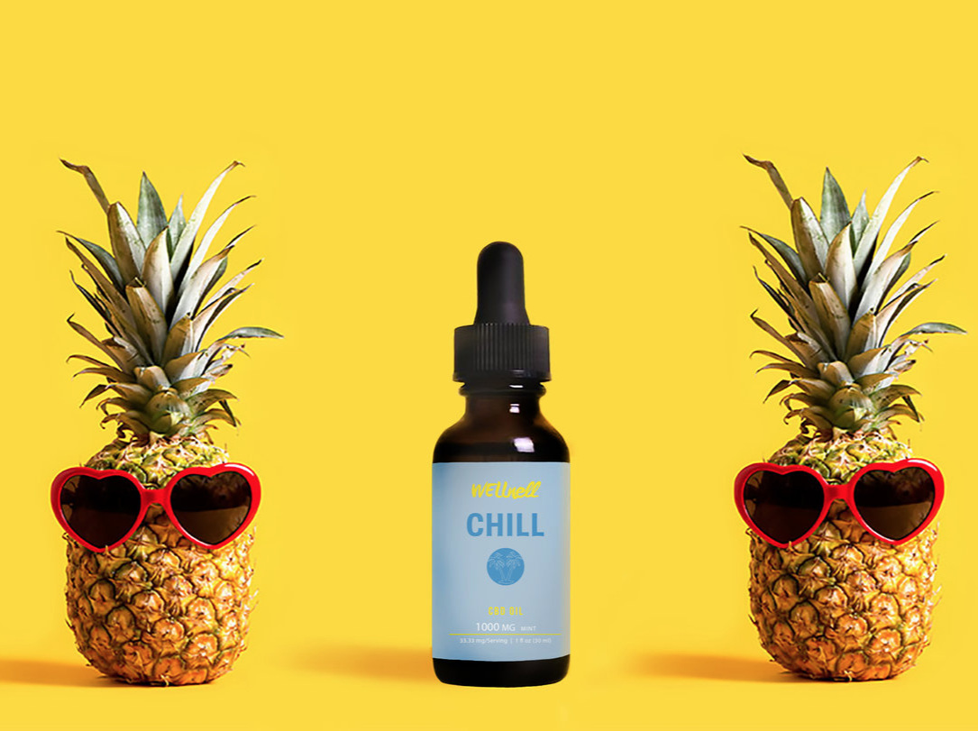 Chill Out - Feel well and live well with WellNell's health and wellness CBD productsDISCOUNT: 25% off will be applied at checkout