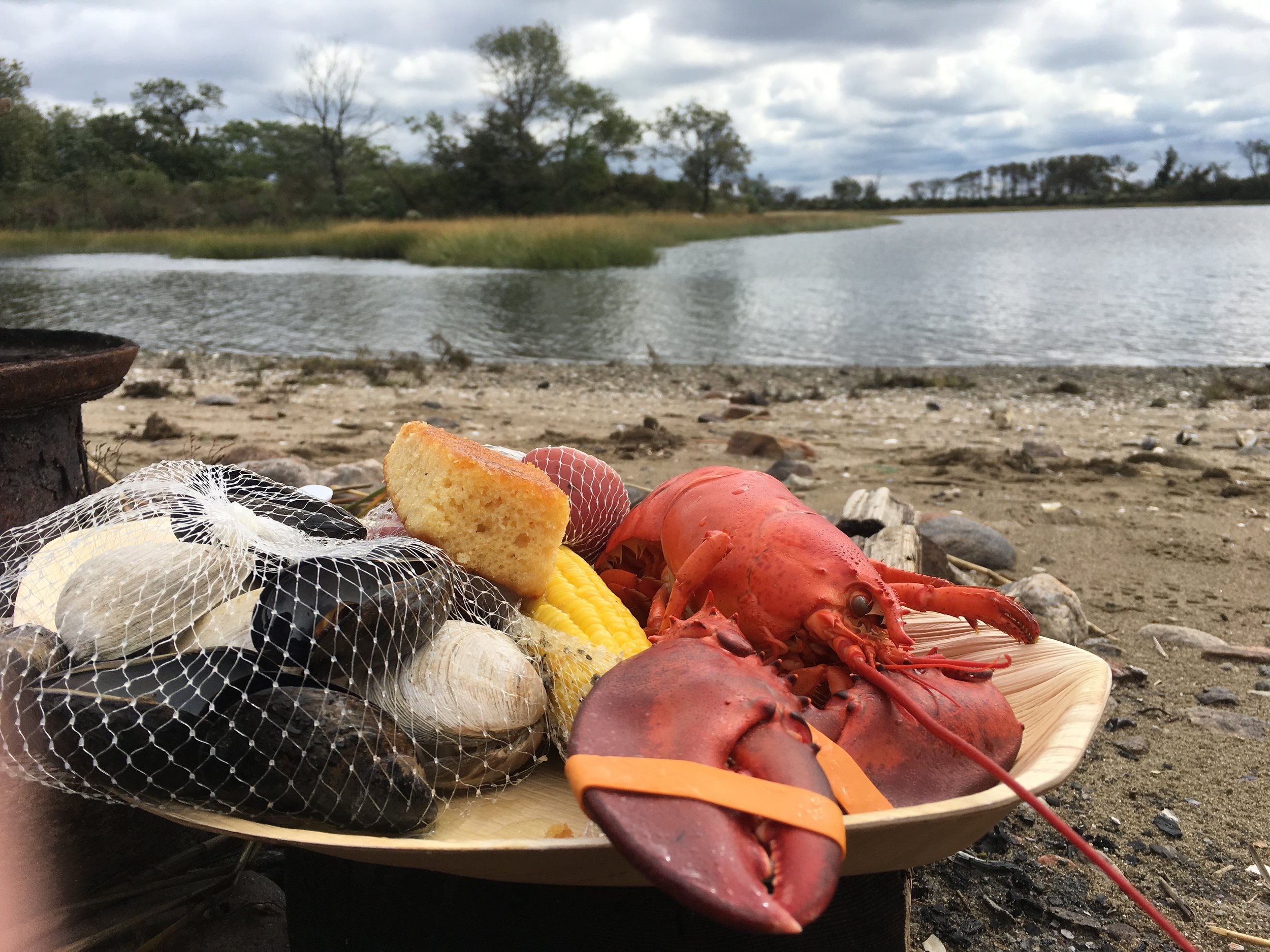 Sept 14-15 |Bike & Kayak Clambake - Your time in New England isn't complete until you have kayaked to a private island clambake and explored the Long Island Sound on an electric bike.