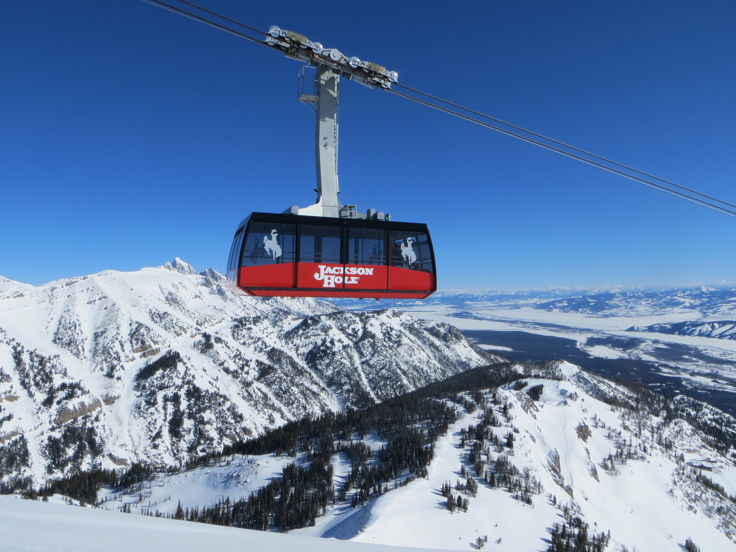 Jan 22 | Ski Jackson Hole - 3 days skiing/boarding at our favorite mountain has us psyched for winter to begin.