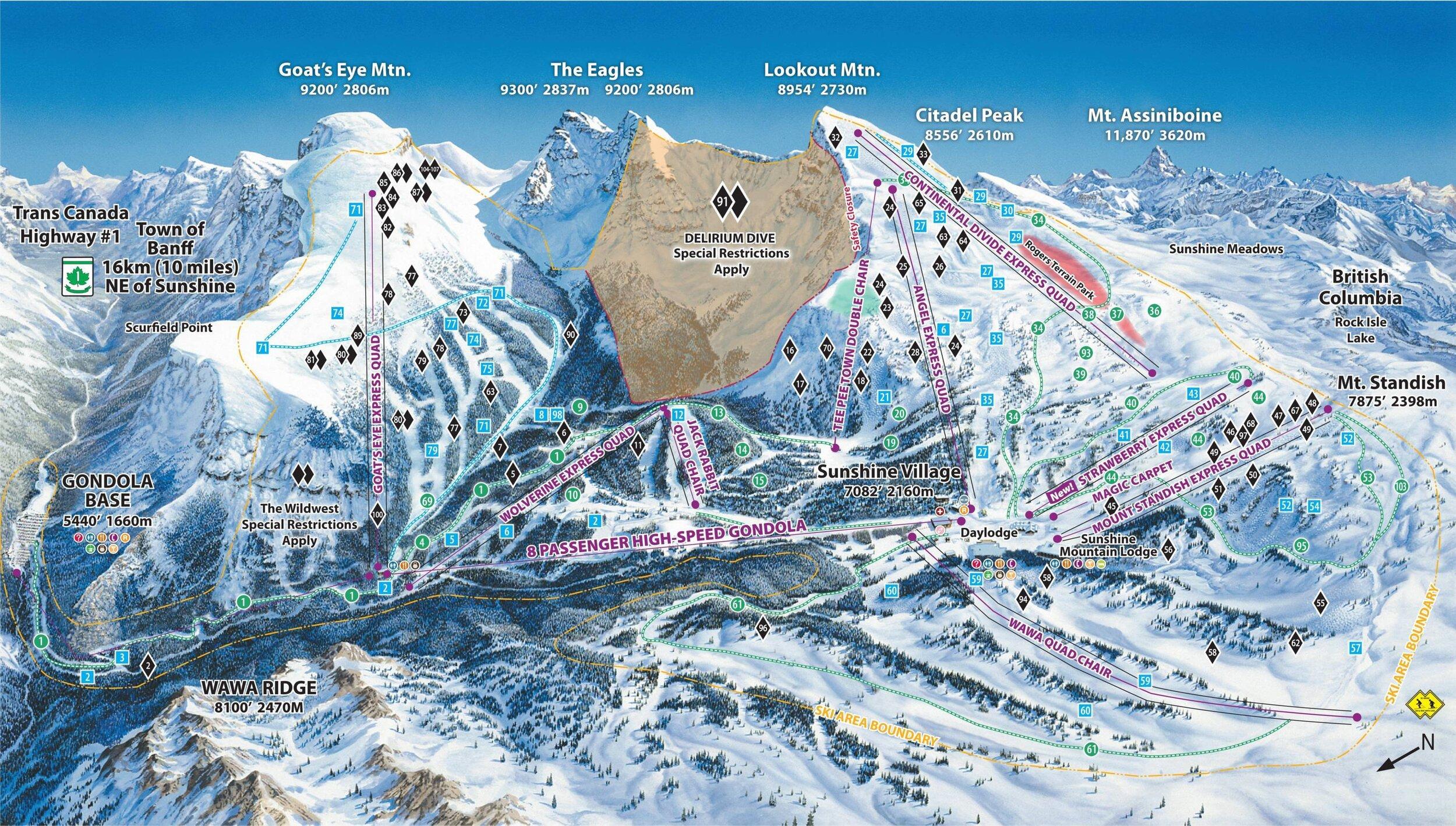 Explore The Mountain -