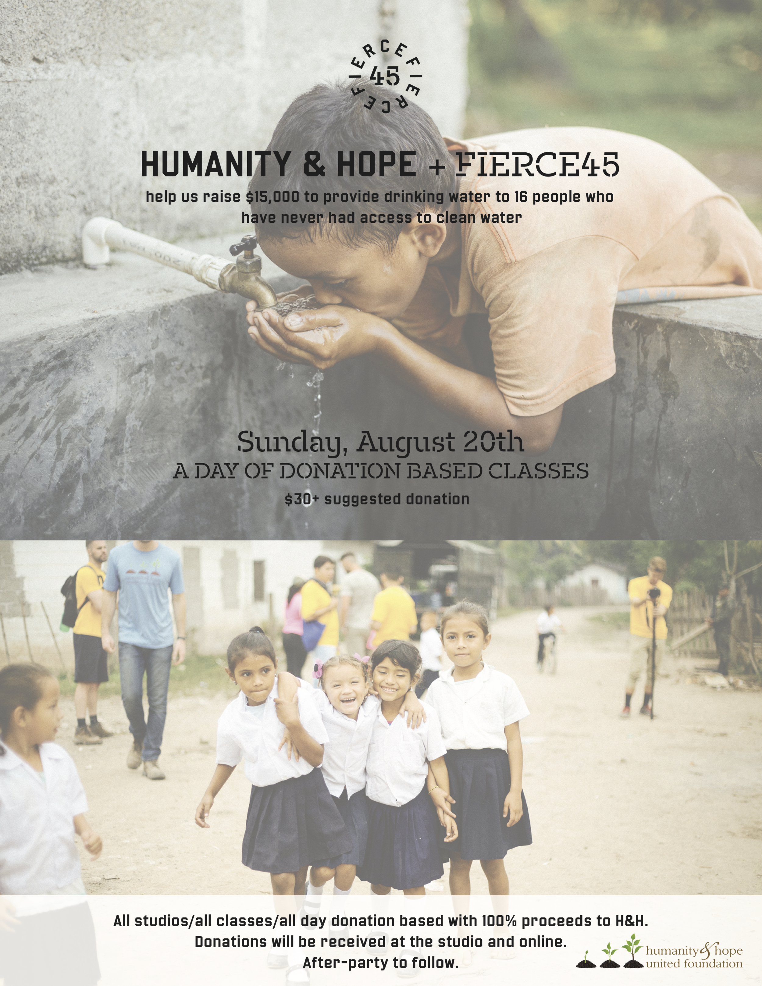 Humanity and Hope Foundation Fundraiser