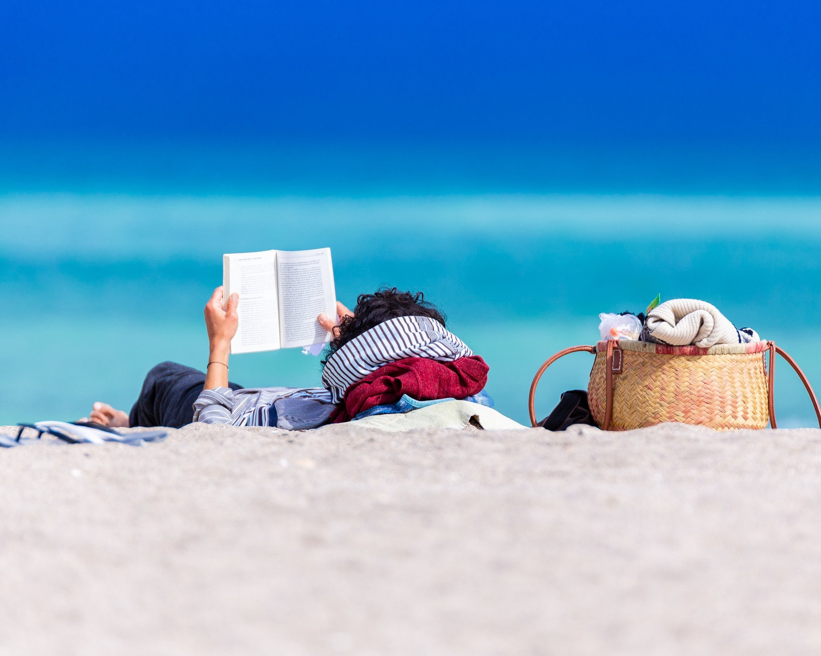 Make it a Real Summer Vacation and take One of these books with you to the Beach
