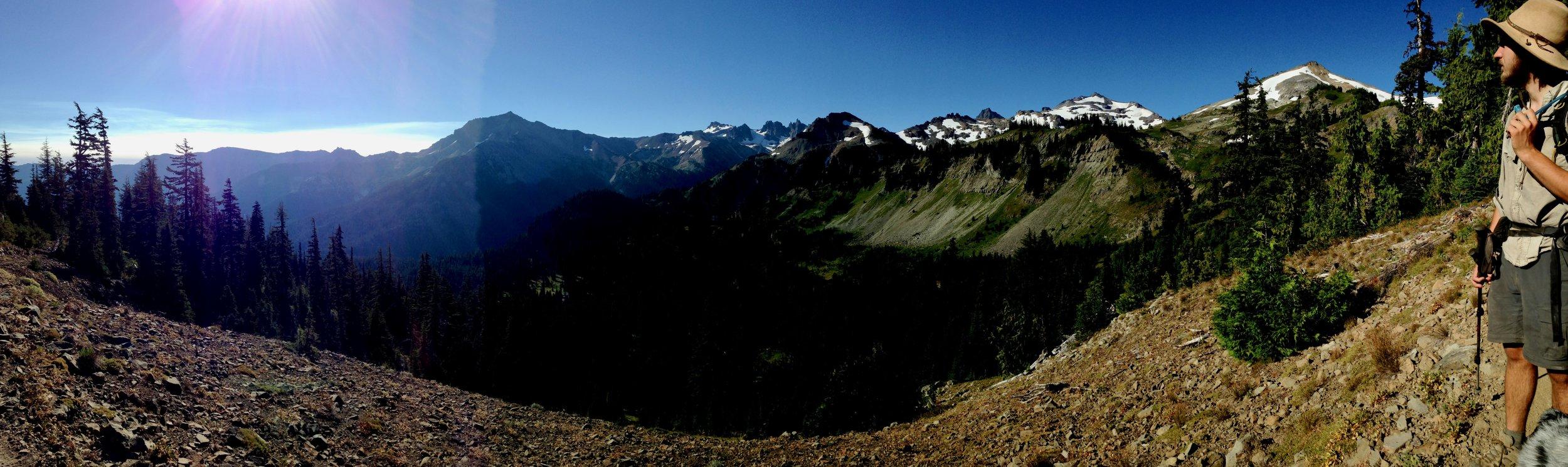 Goat Rocks Wilderness, WA