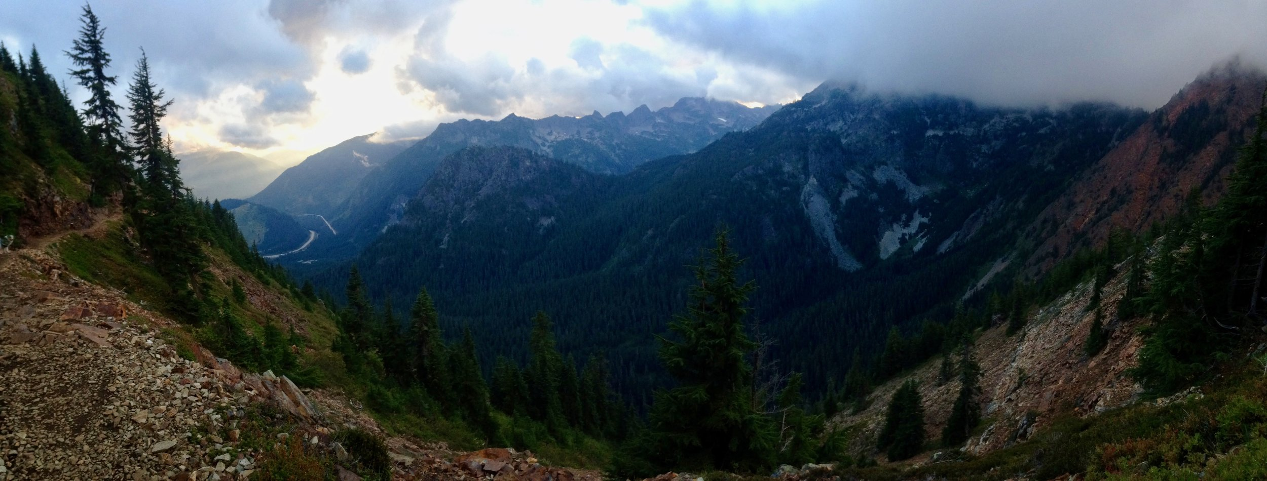 Snoqualmie National Forest, WA