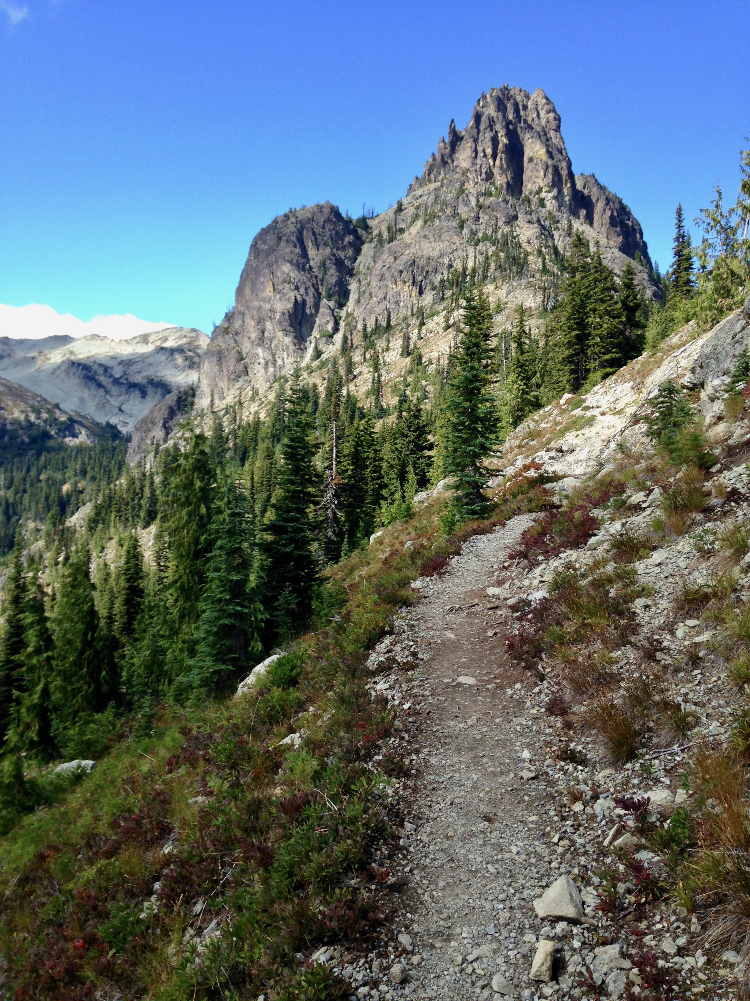 Wenatchee National Forest, WA