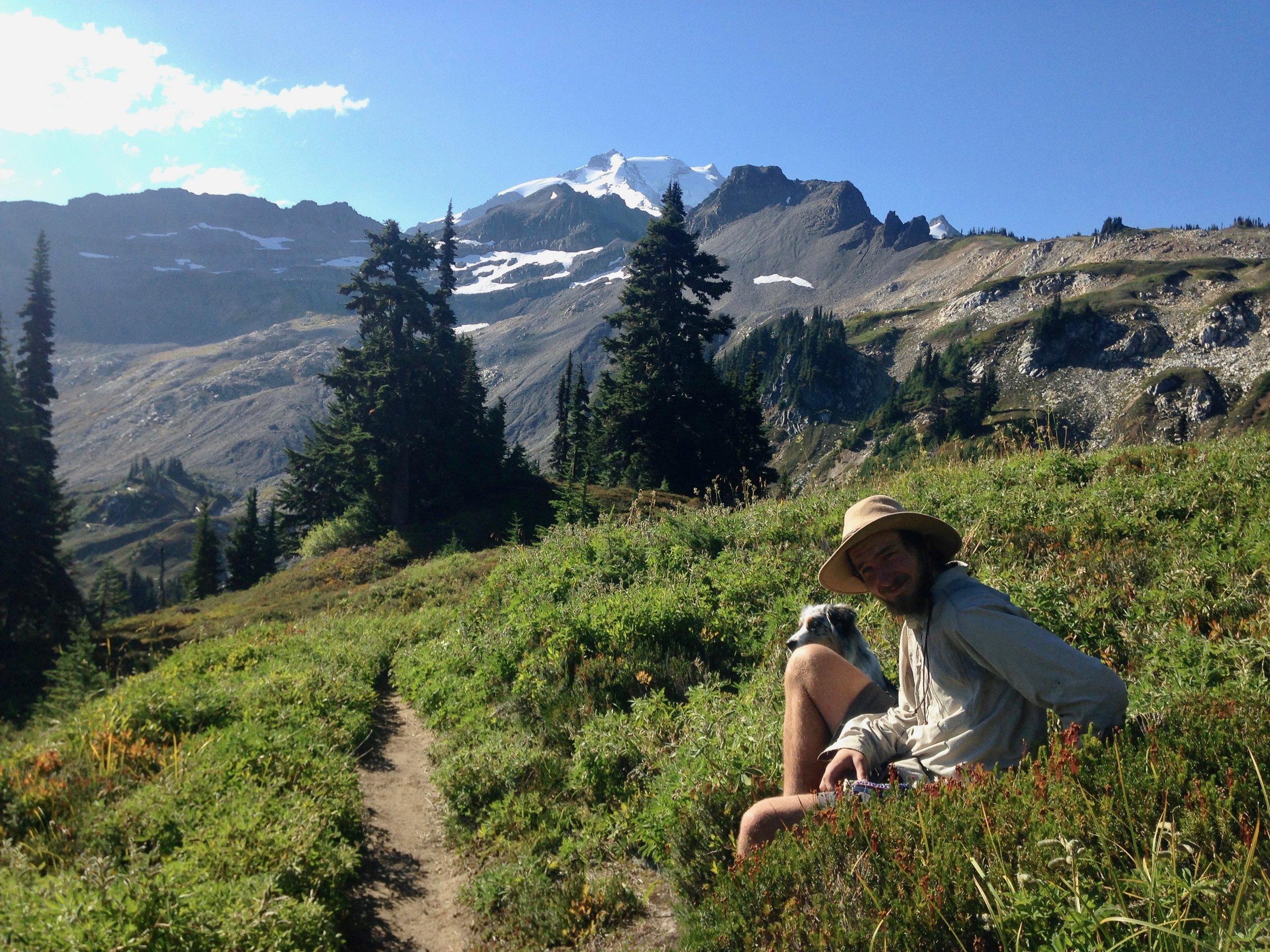 Glacier Peak Wilderness, WA