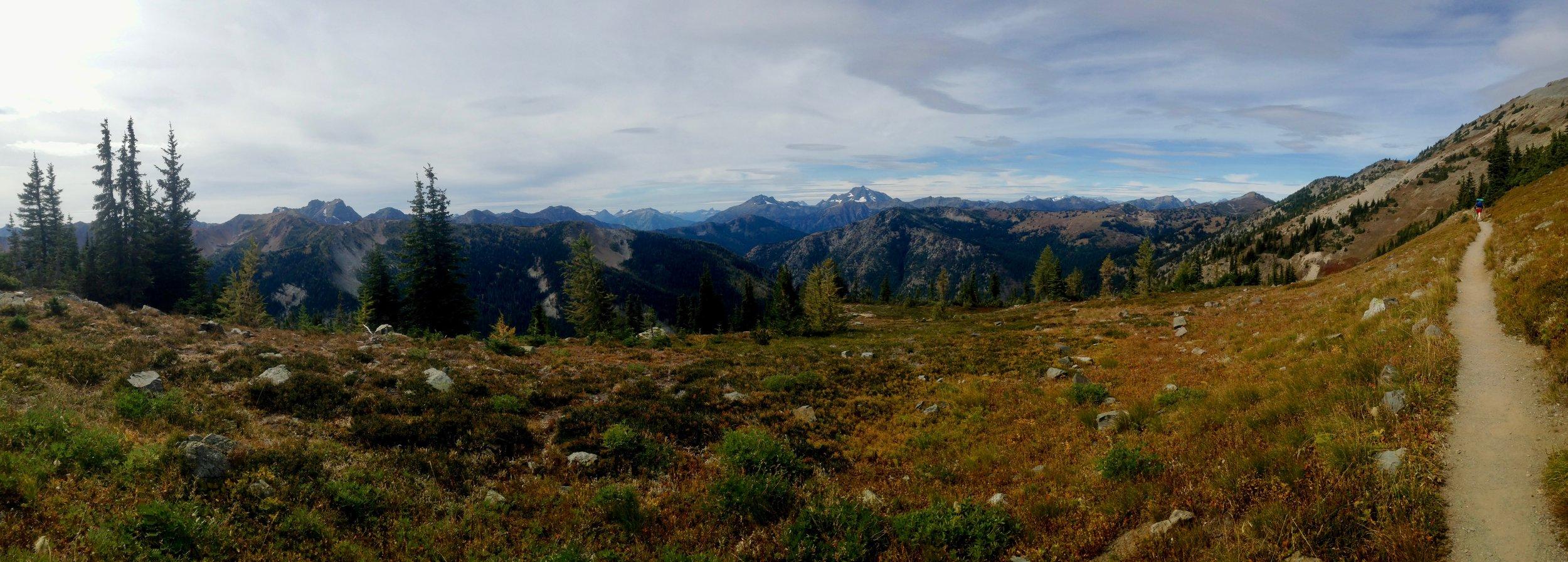 Okanogan-Wenatchee National Forest, WA