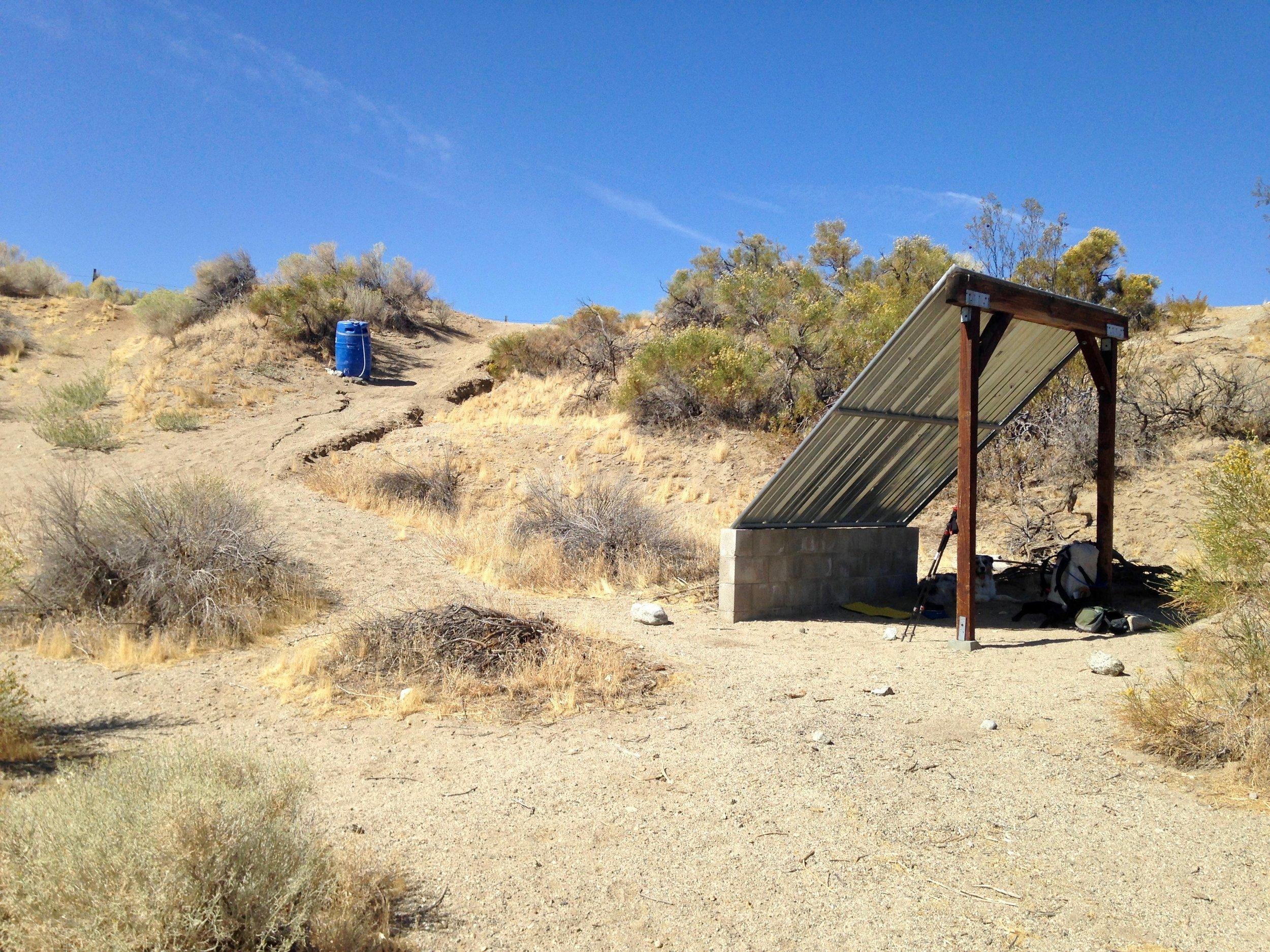 LA Aquaduct - Mojave Desert, CA