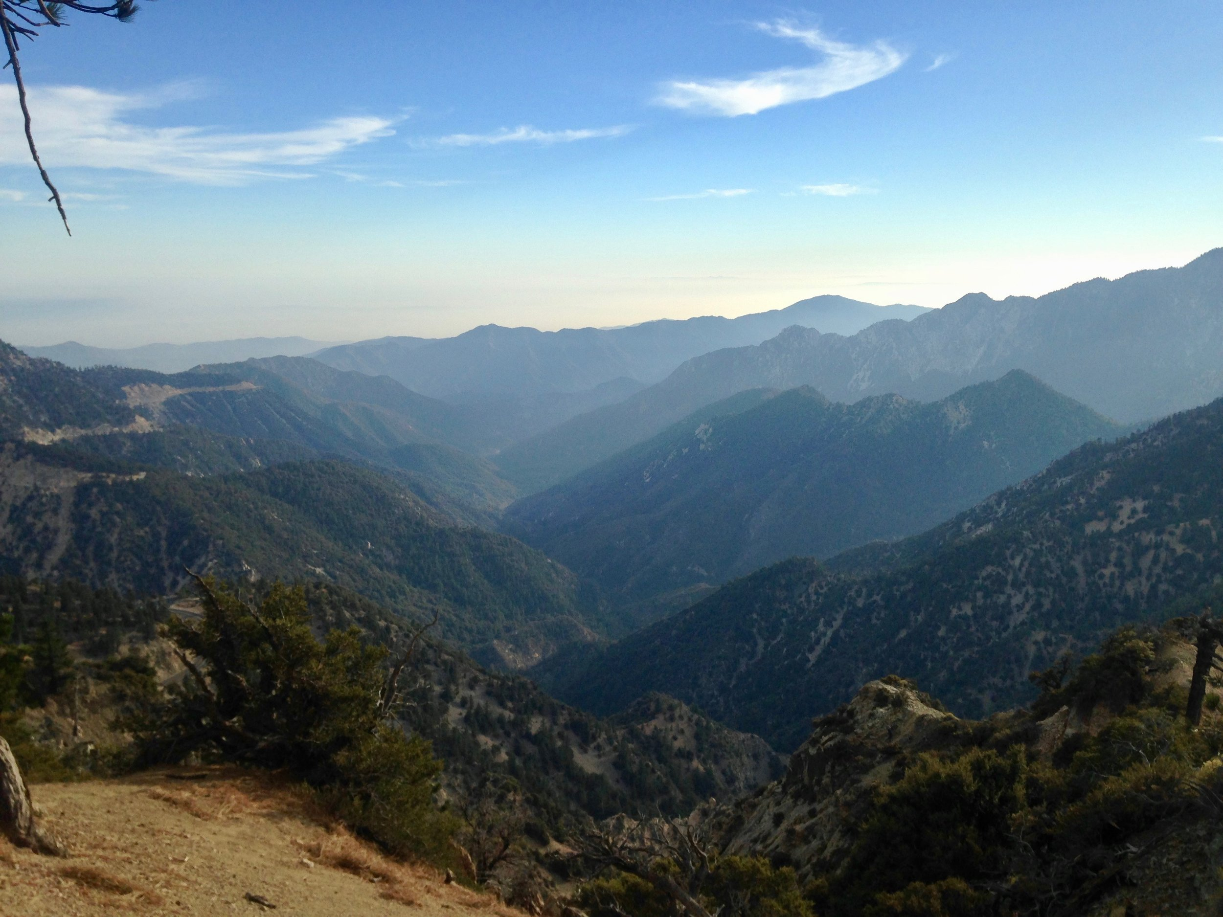 Angeles National Forest, CA