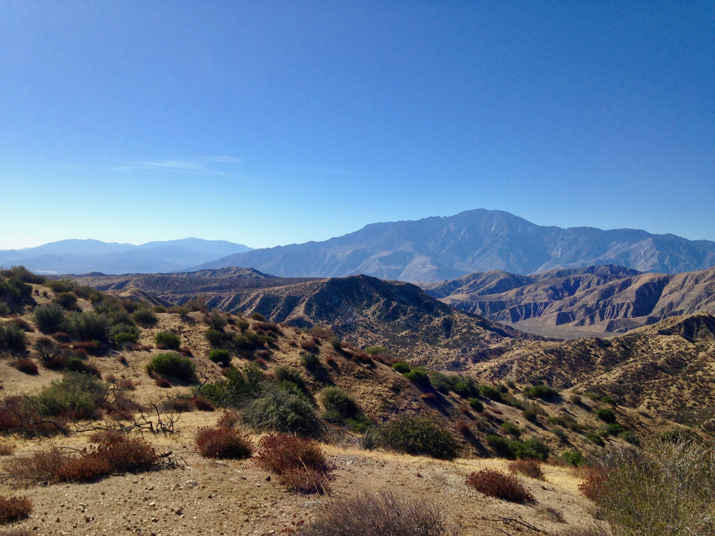 San Bernardino National Forest, CA
