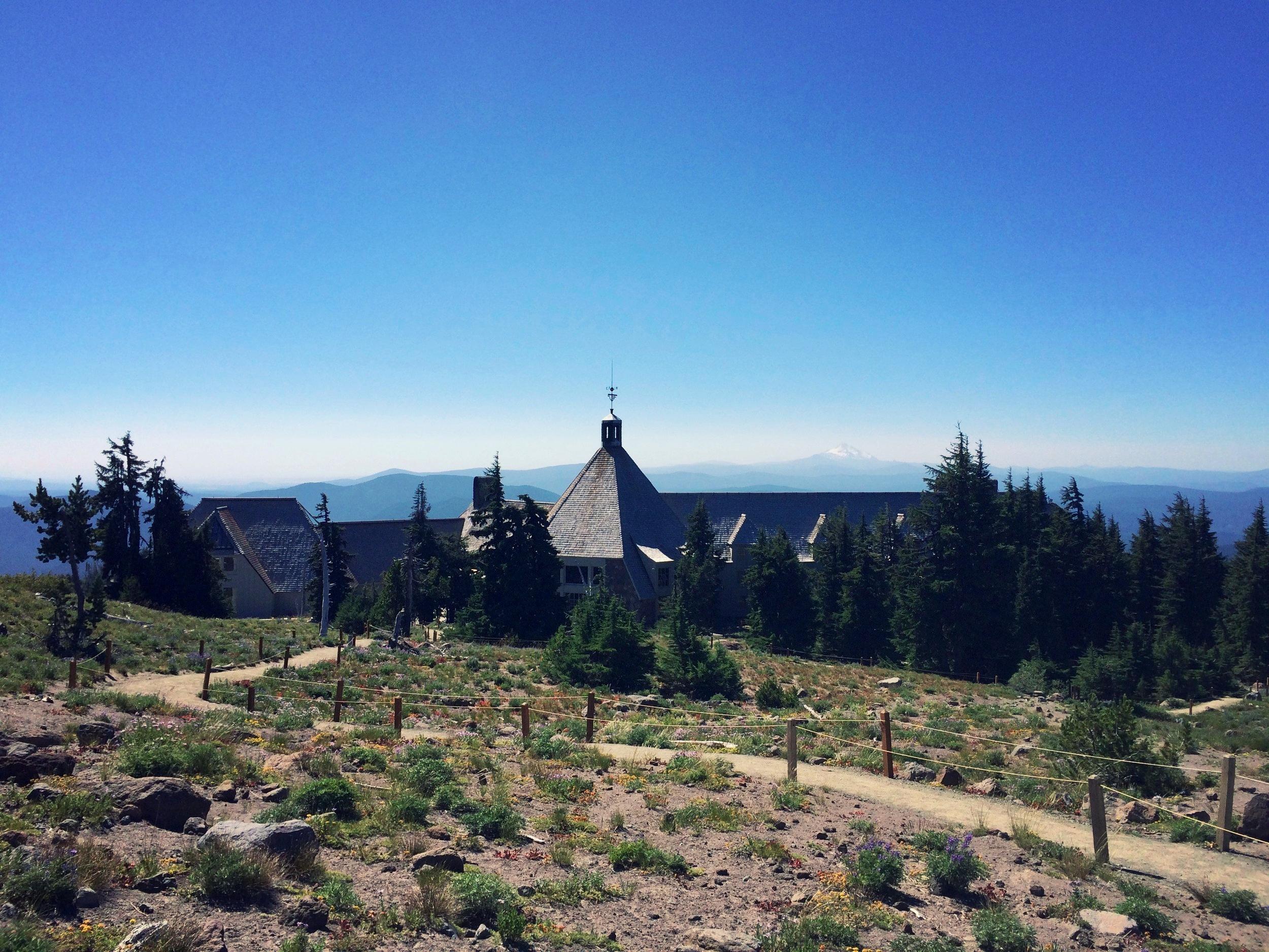 Timberline Lodge - Mount Hood, OR