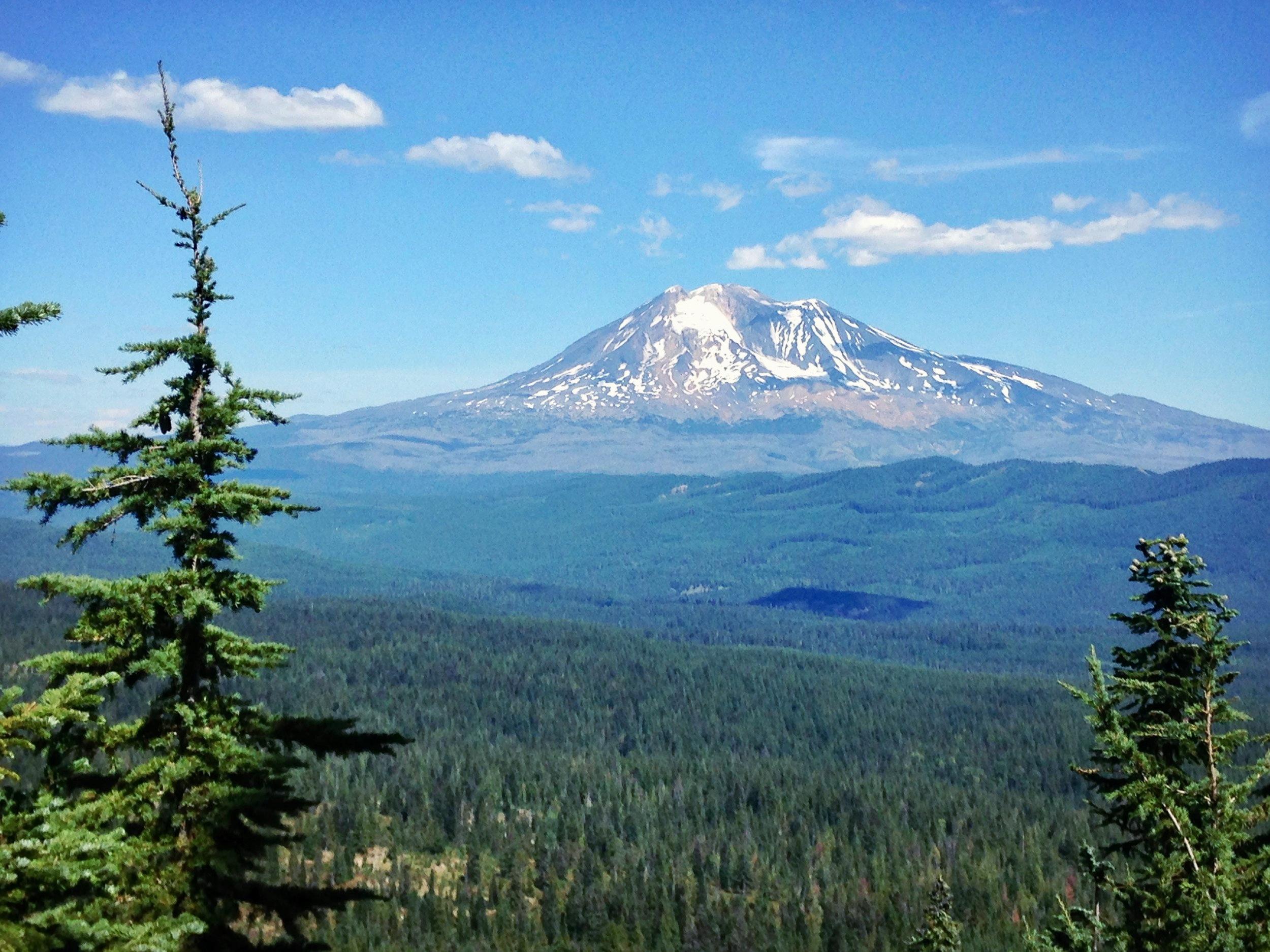 Mount Adams- Gifford Pinchot National Forest, WA