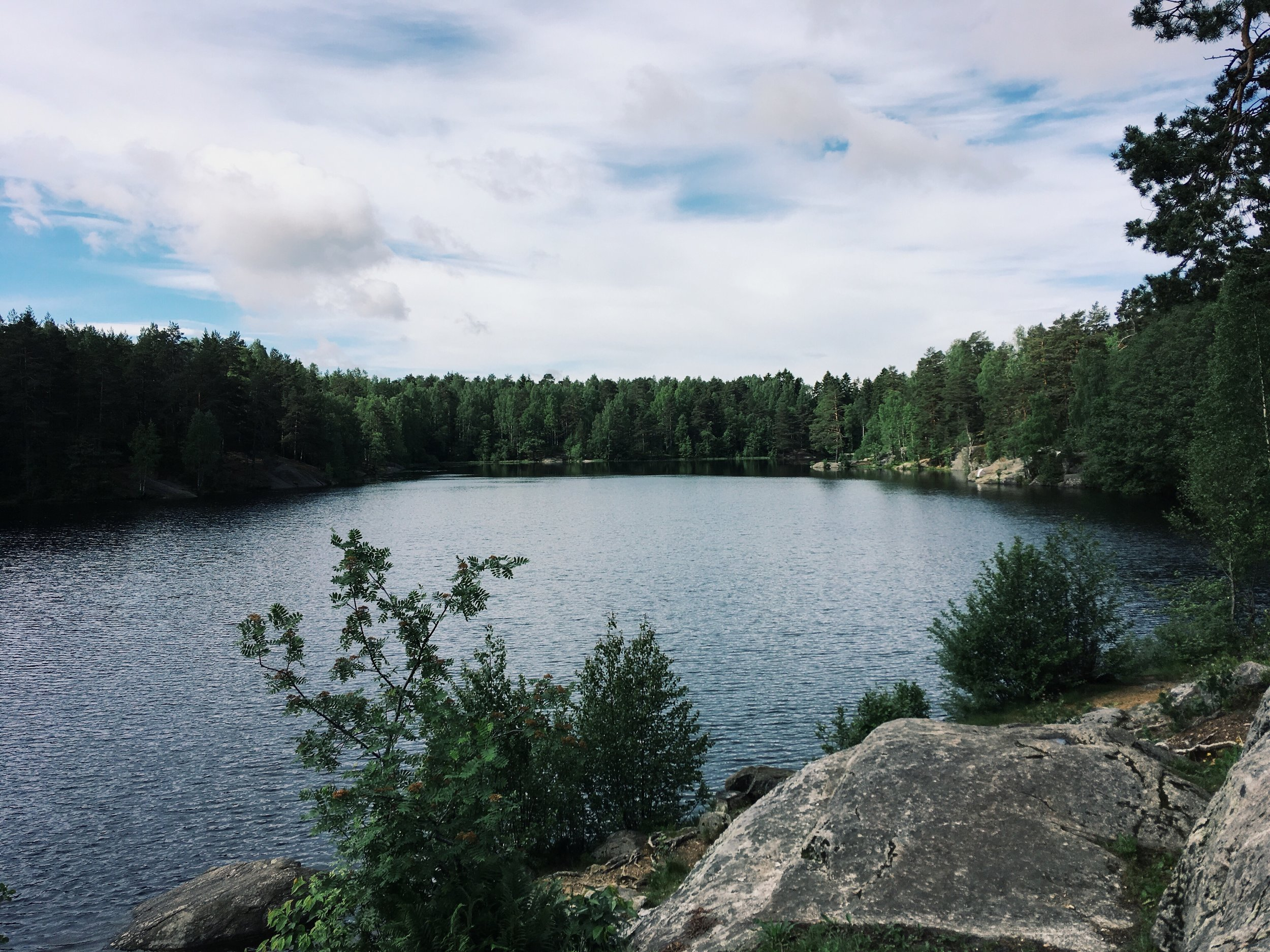 Ostmarka, Norway