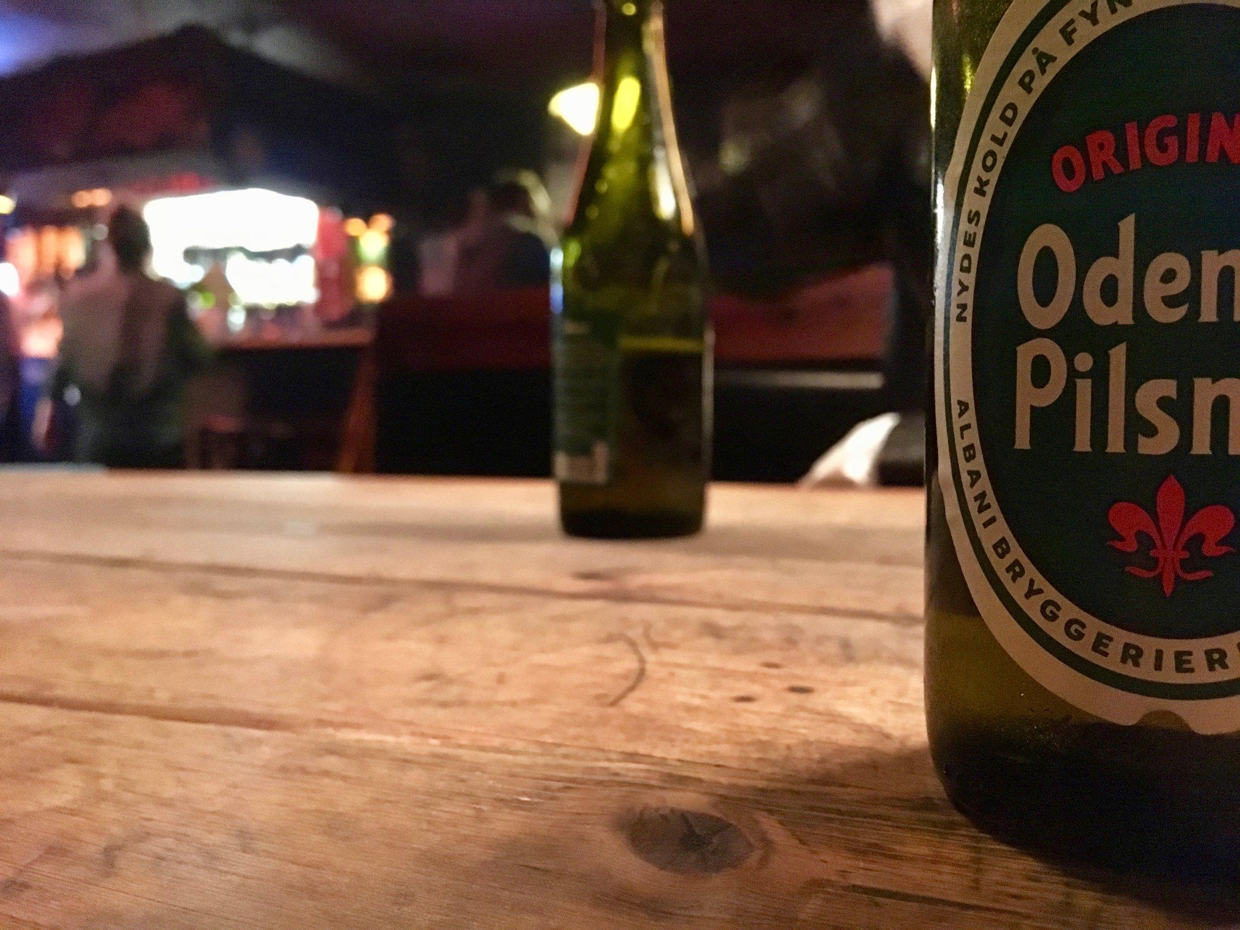 Diviest Bar in Copenhagen, Denmark